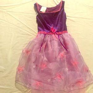 Other - Girls purple play dress 4-6x